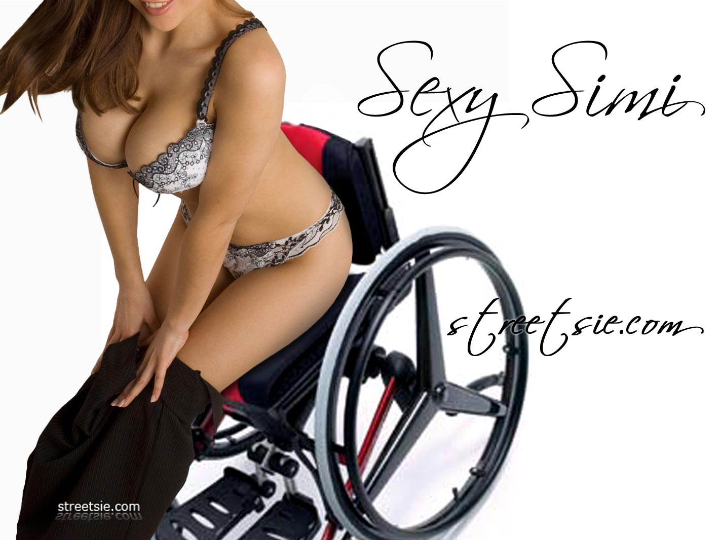 Секс на коляске 5 фотография