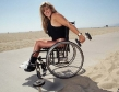 sexy hot wheelchair fitness honey maria serrao