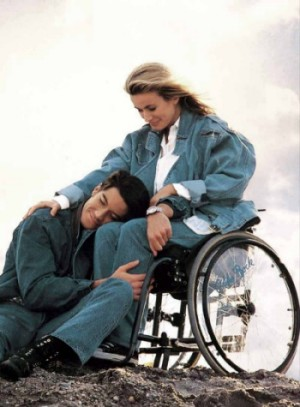 Movie with the girl in the wheelchair dating