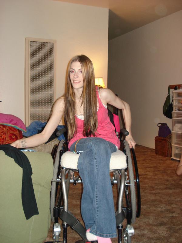from Mohammed hot girl in wheelchair
