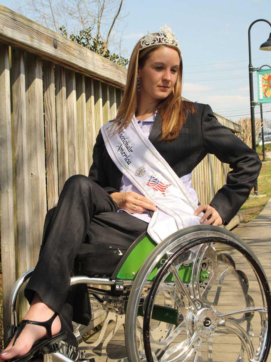 Секс в инвалидных колясках 10 фотография