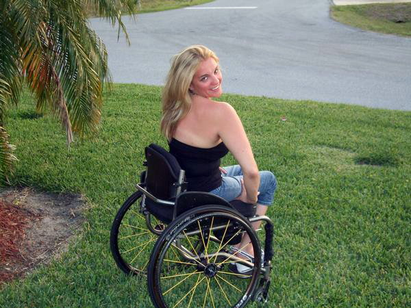 from Elliot sexy girl in wheelchair porn
