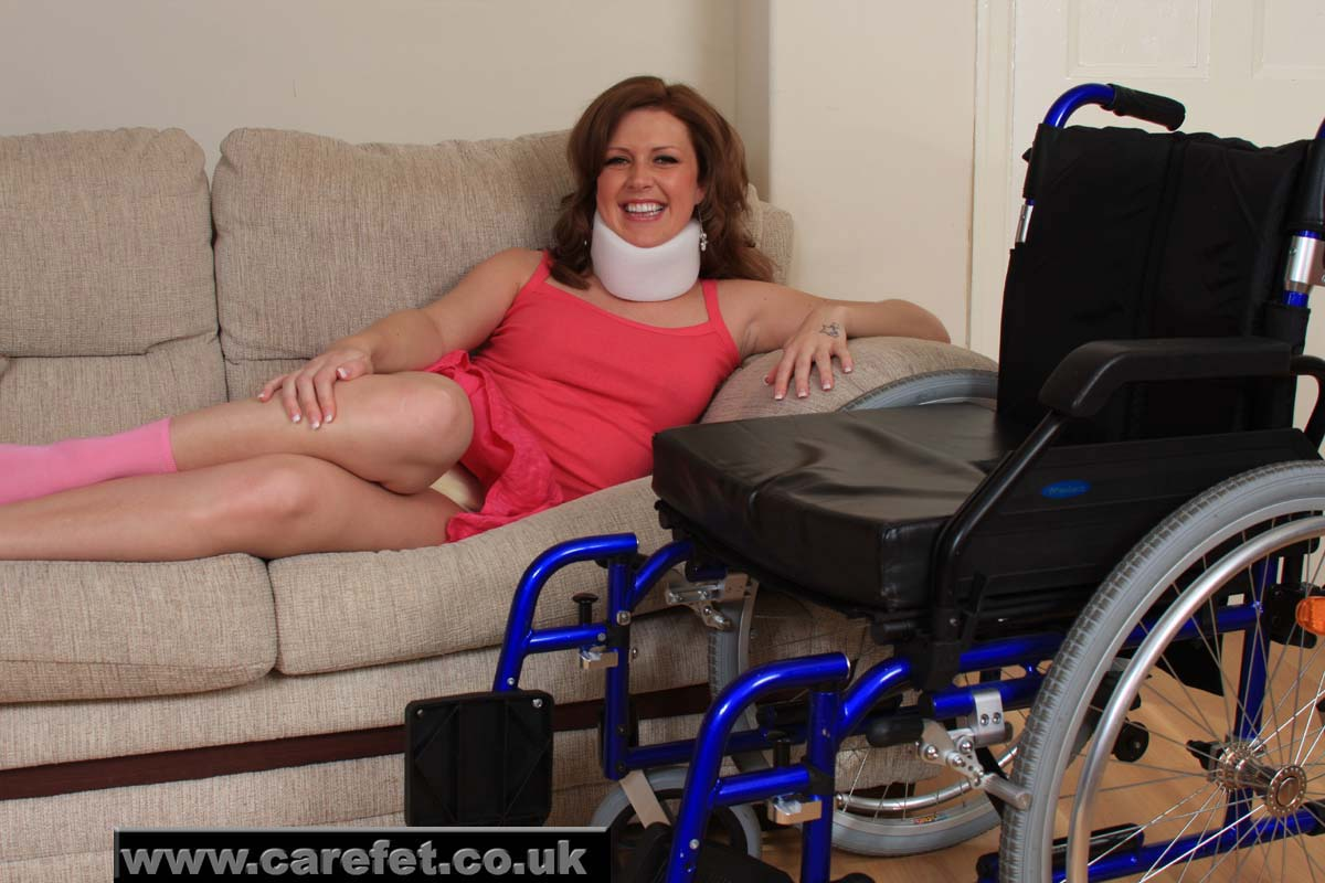 fetish porn sex wheelchair