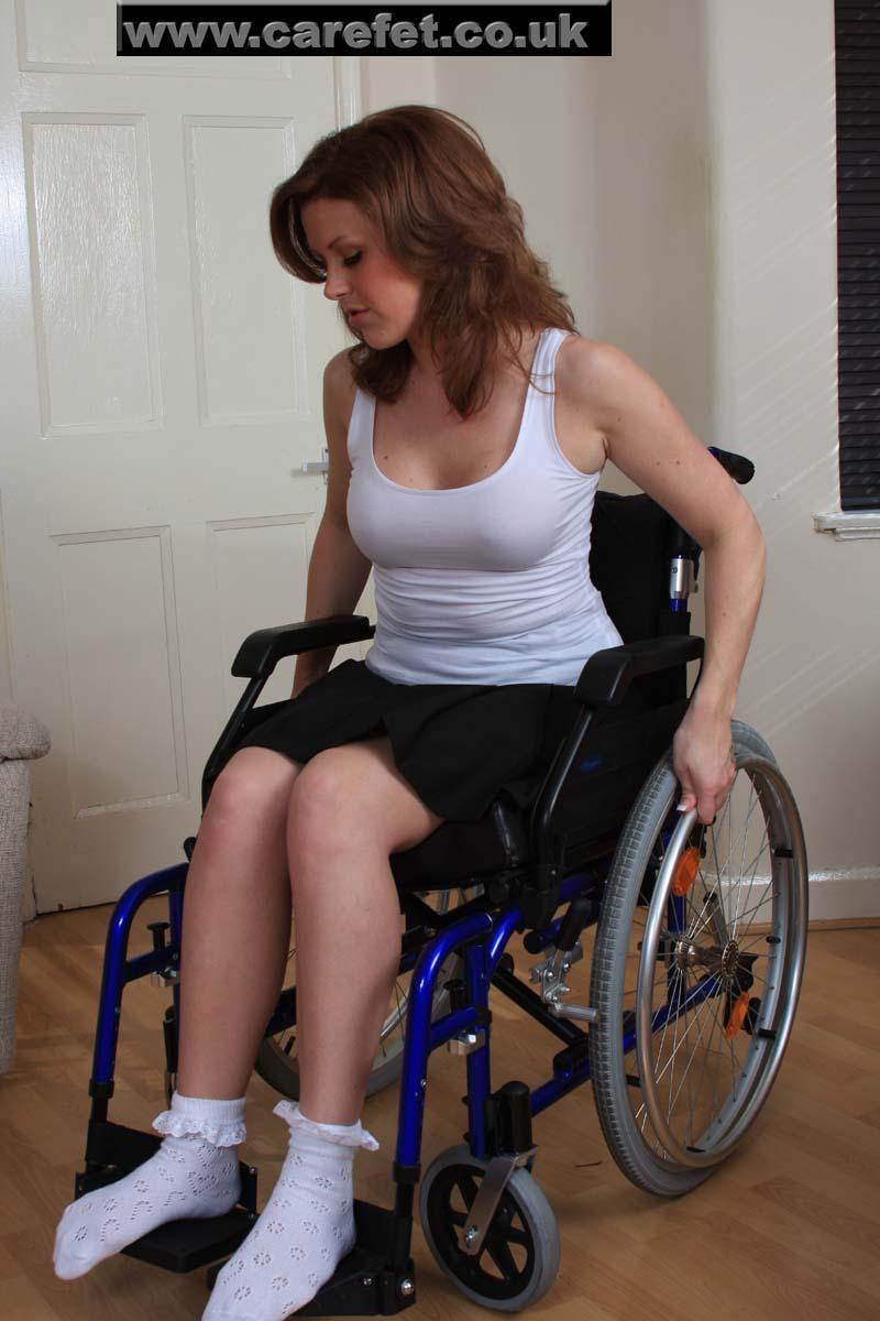Sex porn wheelchair fetish