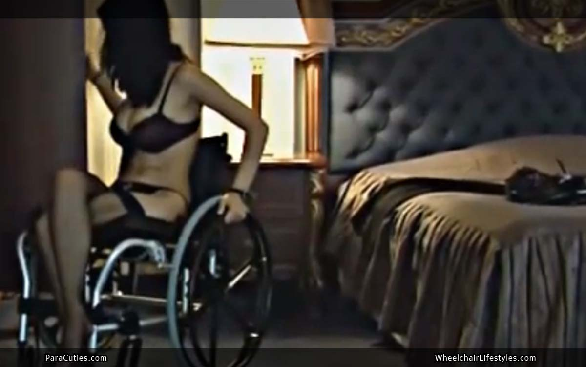 wheelchair lovers dating paraplegics dessing to impress