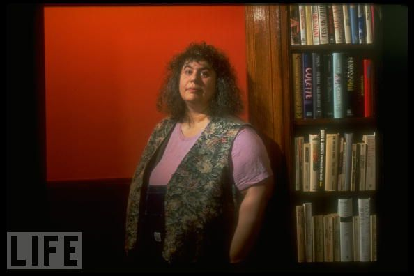 Andrea Dworkin Feminist featured in Life Magazine
