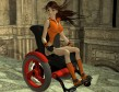 3D Wheelchair Models
