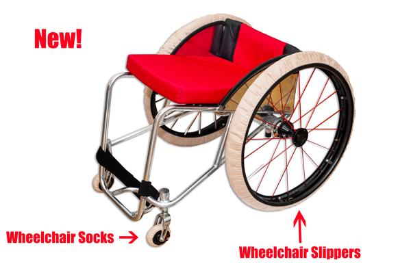 Wheelchair Socks and Slippers