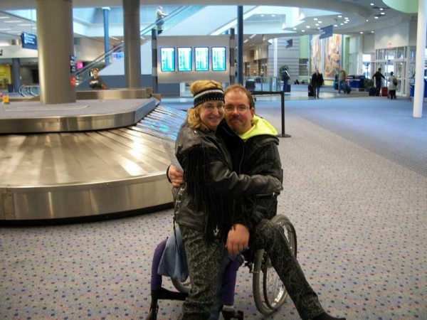 Paraplegic Lover