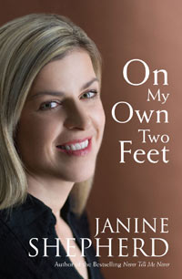Janine Shepherd - On My Own Two Feet