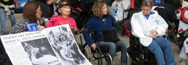 Laura Hershey Activist