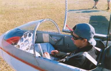 Bill a quadriplegic ready to fly