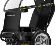 PUMA - Personal Urban Mobility and Accessibility vehicle by GM and Segway