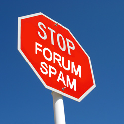 Stop phpBB3 Forum Spam