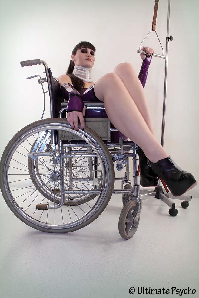 Fetish Wheelchair Pretenders – Wheelchair Lifestyles
