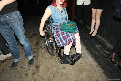 Sexy amateur Quadriplegic