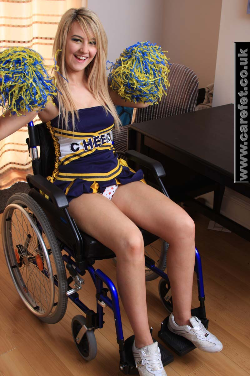 nude paraplegic girls in wheelchairs